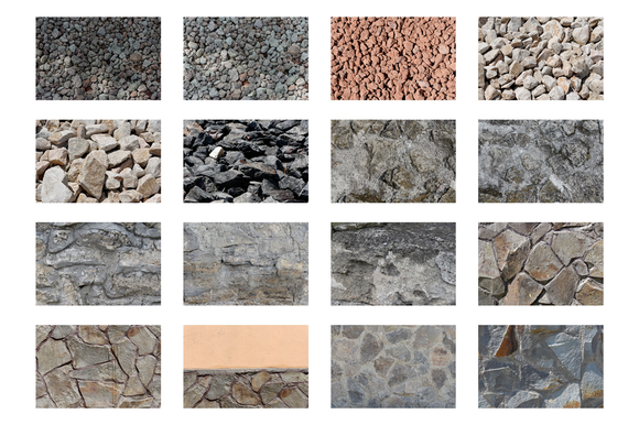 Wall Of Stones Textures