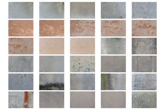 30 Gritty Wall Textures