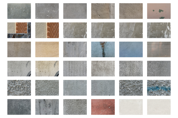 36 Wall Textures