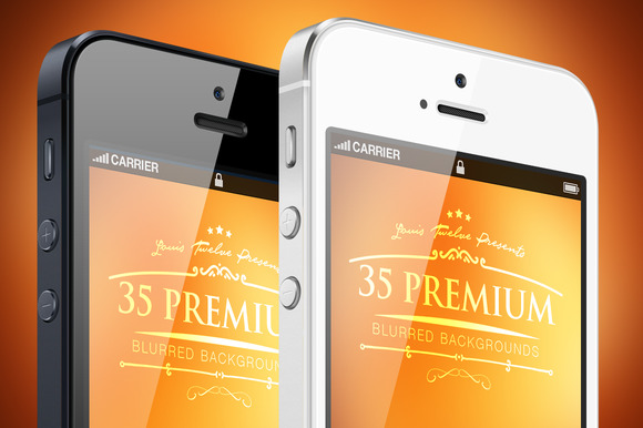 35 Premium Blurred Backgrounds V1