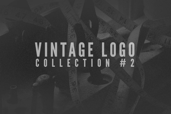 Vintage Logos Badges Collection 2