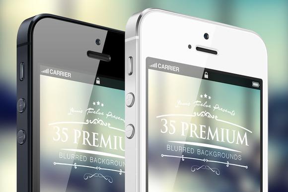 35 PRO Blurred Backgrounds V2