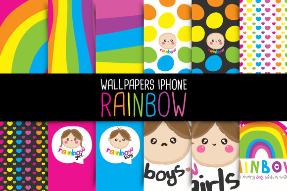 Wallpapers IPhone Rainbow