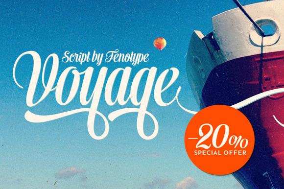 Voyage Christmas Sale $40