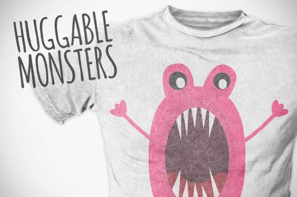 Huggable Monsters