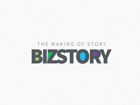 Biz Story Keynote Template