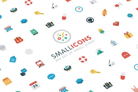 Smallicons 15% Off