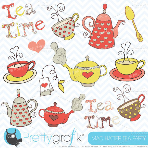 Teapot Clipart Commercial Use Vecto