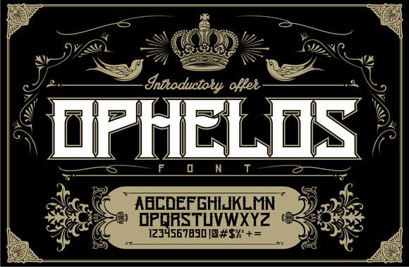EPHELOS FONT