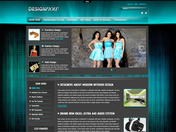 Hot Design Now