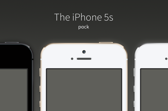 IPhone 5s Vector Pack