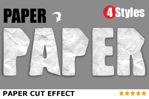 Paper Cut Effects