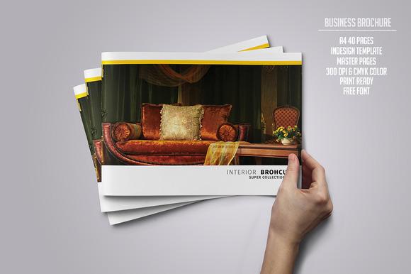 Catalogs Brochure 40Pages