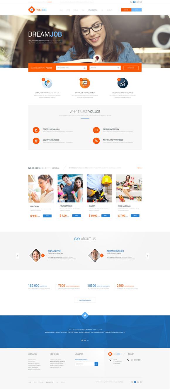YouJob Job Portal