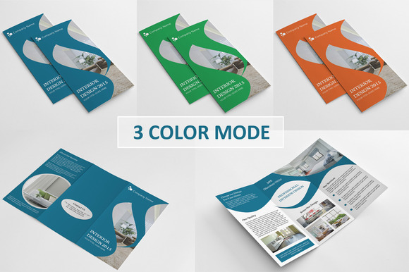 TriFold Interior Brochure