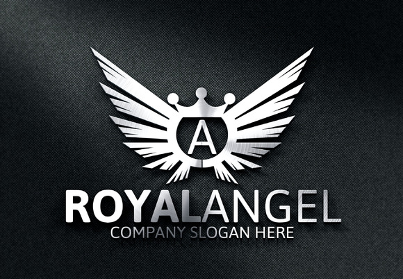 Angel Royal Logo