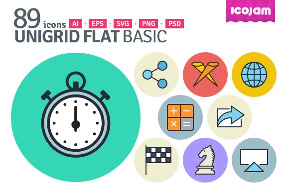 UniGrid Flat Basic