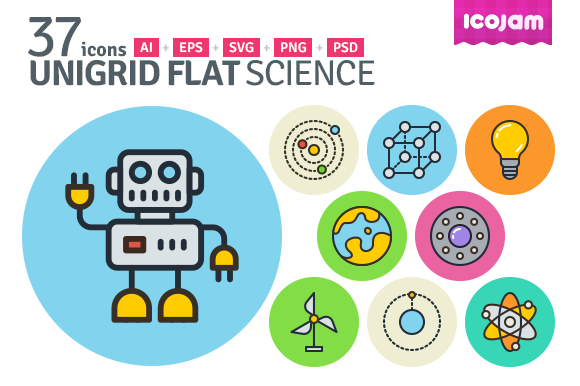 UniGrid Flat Science