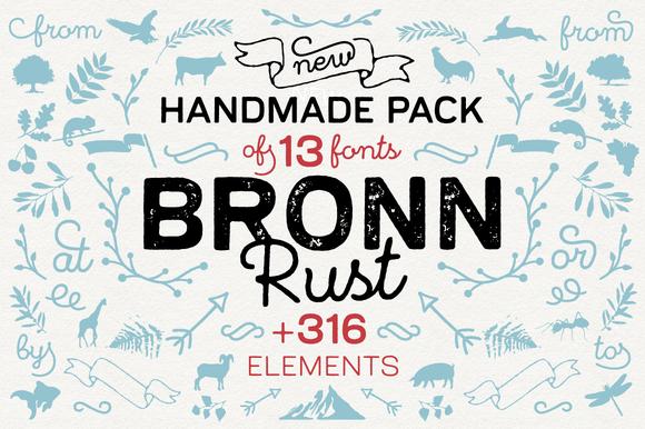 Bronn Rust 83% OFF