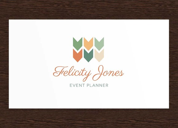 Felicity Jones Event Planner Logo