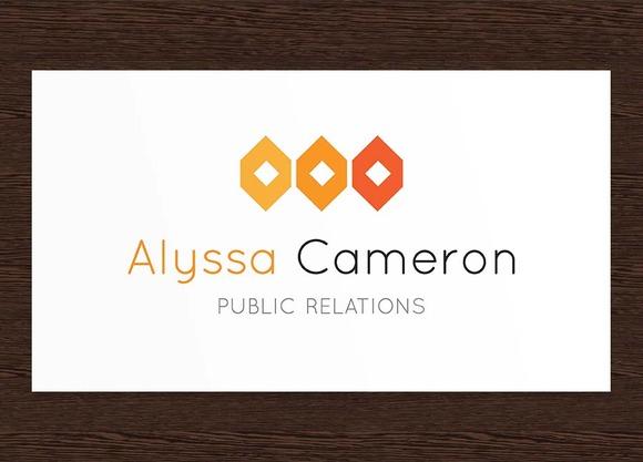 Alyssa Cameron PR Logo PSD
