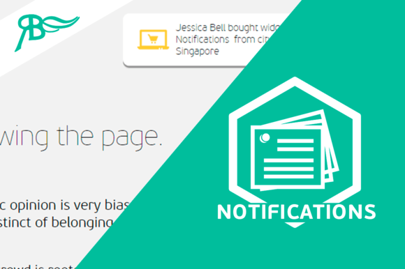 Notifications 1.0 Adobe Muse