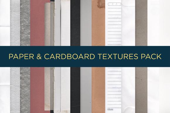 Paper Cardboard Textures