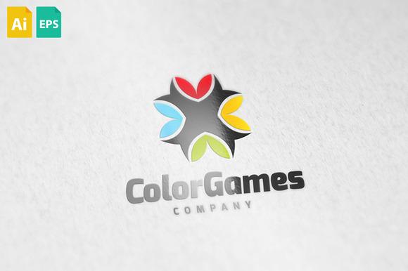 ColorGames Logo