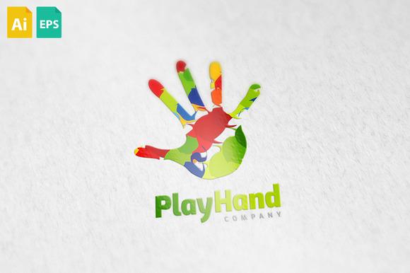 PlayHand Logo