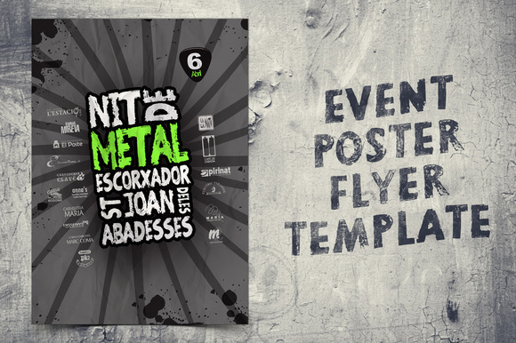 Poster Flyer Event Template