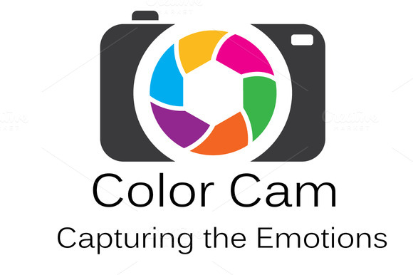 Color Cam Logo Design