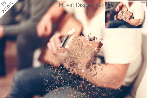 Music Dispersion Ps Action