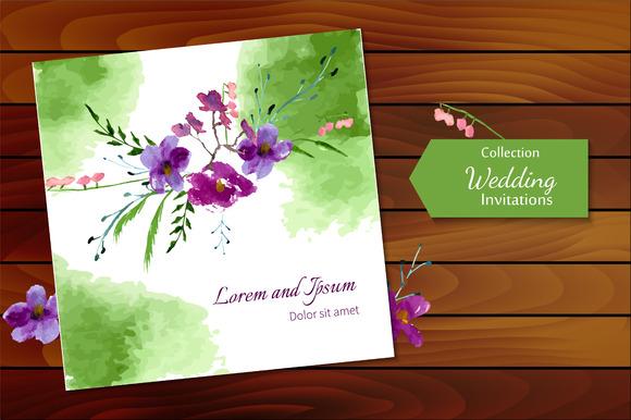Wedding Invitations With Magnolia
