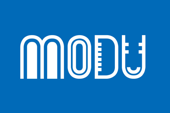 Modu Typeface