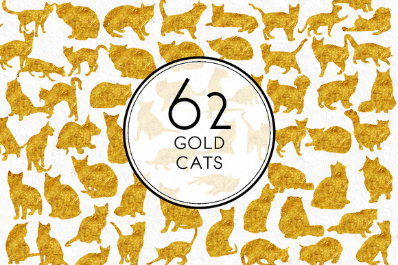 Gold Cats