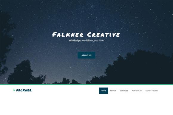 Falkner Agency Template