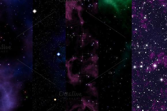 Nebula Backgrounds