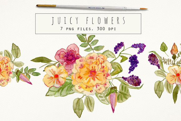 Juicy Flowers