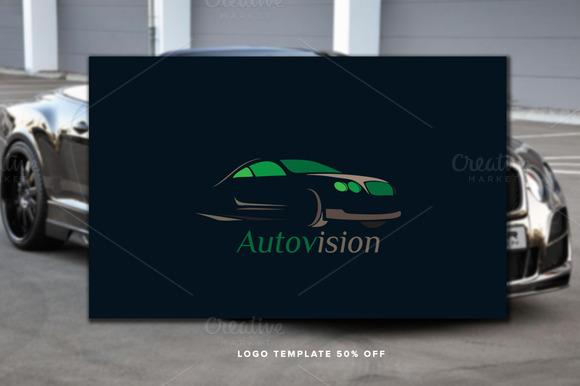 Car Autovision Logo