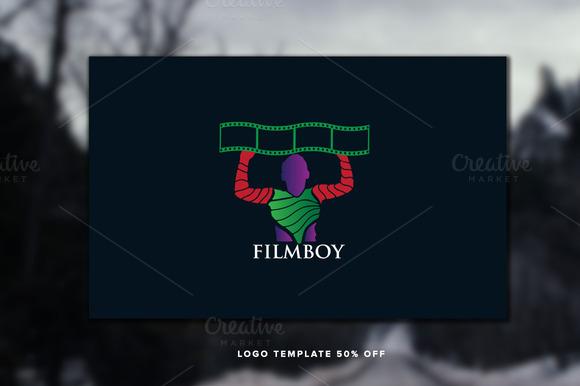 Film Filmboy Logo