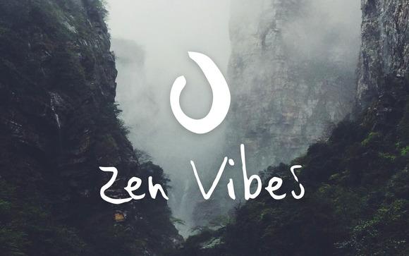 Zen Vibes Font