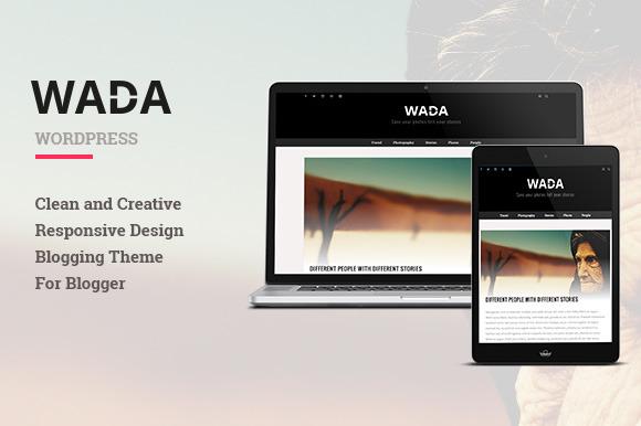 WADA A Blogging Theme