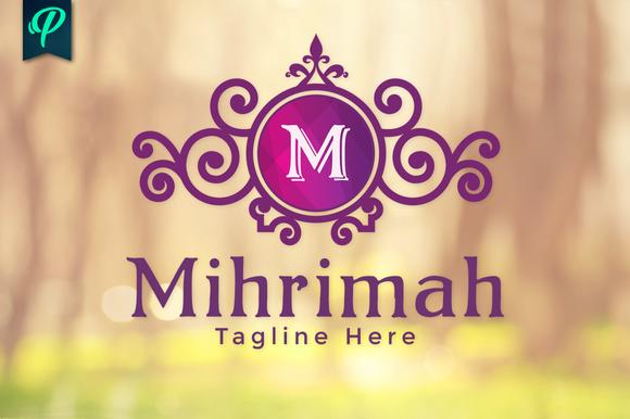 Mihrimah Luxury Vintage Logo