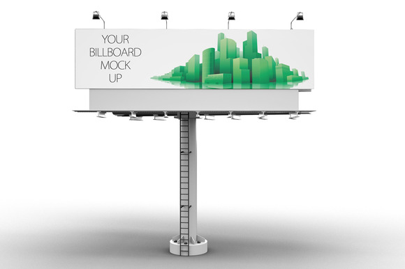 Billboard Mock Up