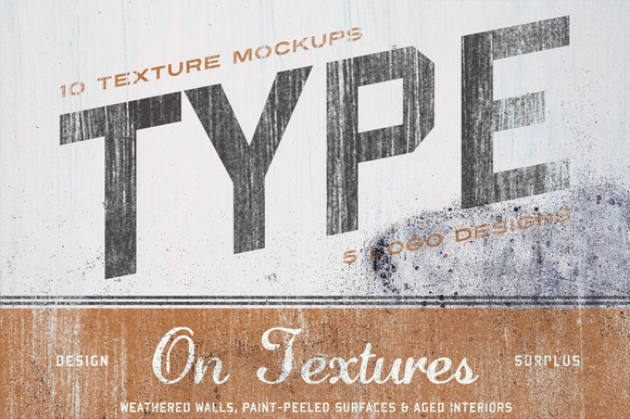 Type On Textures