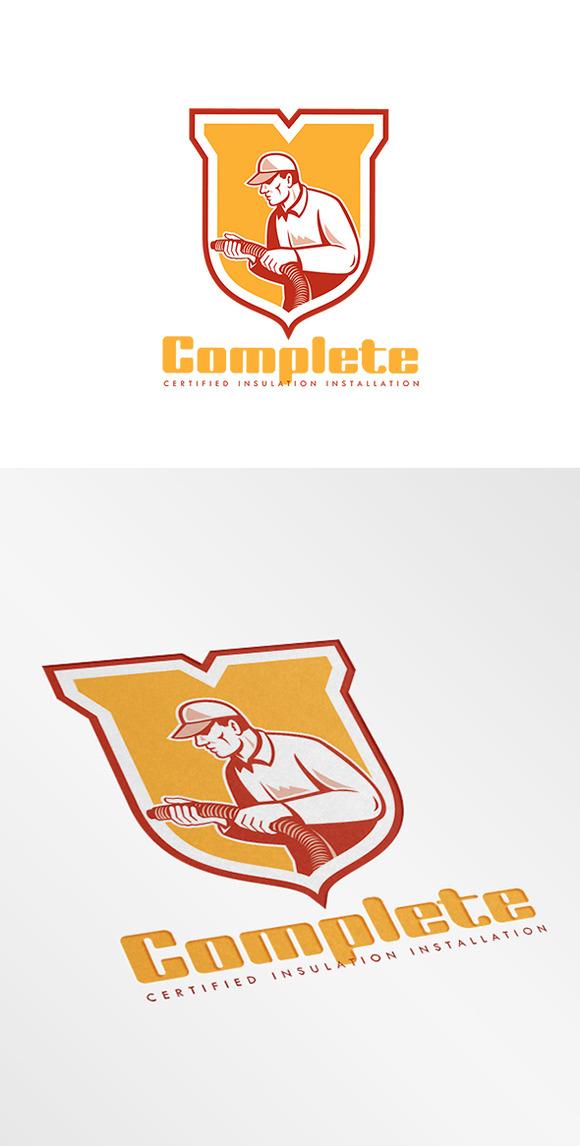 Complete Home Insulation Logo
