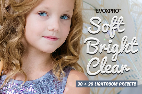 Soft Bright Clear Lr Presets