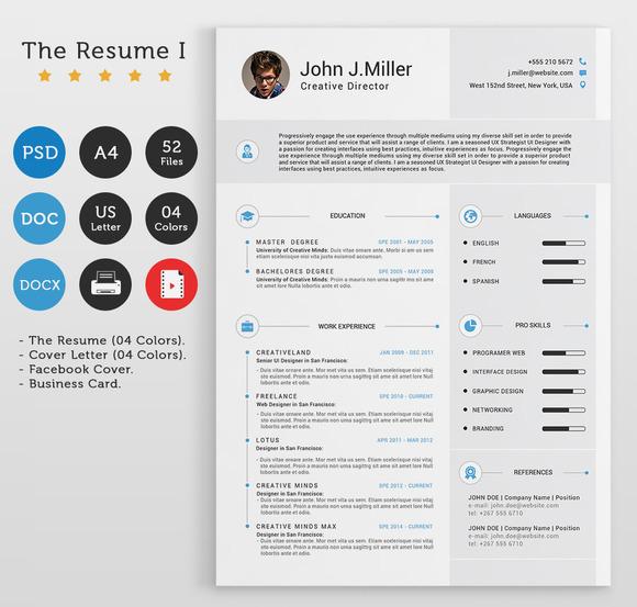 The Resume I