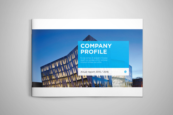 Corporate Company Profile