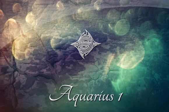 15 Textures Aquarius 1